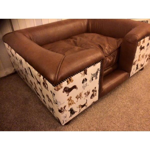 Medium sized Luxury Dog Bed
